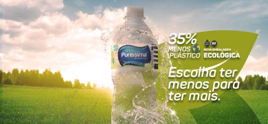 Motivos para consumir Água mineral Puríssima.