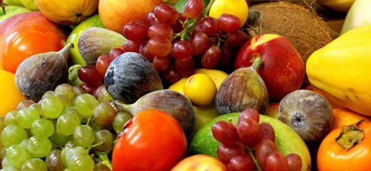 Outono – temporada de frutas e sucos.
