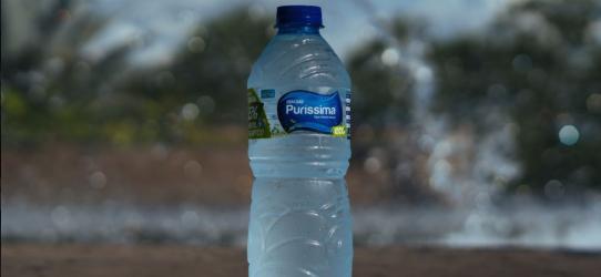 Puríssima agora é 35% menos plástico. Escolhemos ter menos, para ter mais.