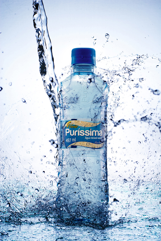 Resultado de imagem para purissima agua mineral